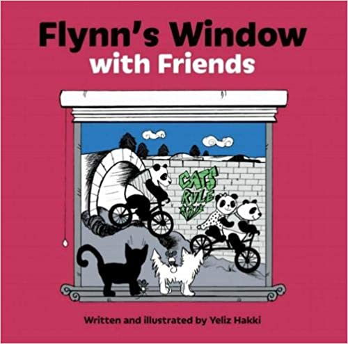 Flynn's Window with Frieds - Old King Cole Publishing